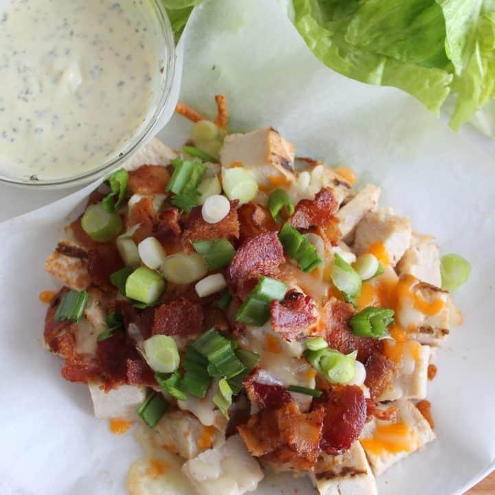 Keto Chicken Pacho Recipe
