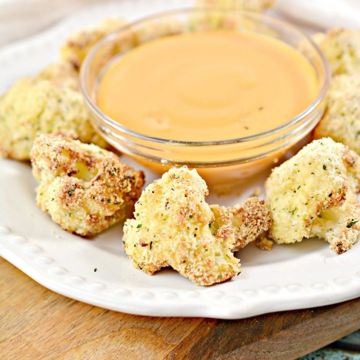 Ranch Cauliflower Bites